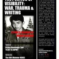 The Poetics of Invisibility: Mario Escobar