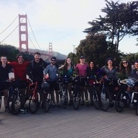 Common Adventure: University of Oregon to San Francisco Bike Tour