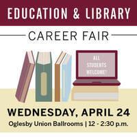 Education & Library Career Fair