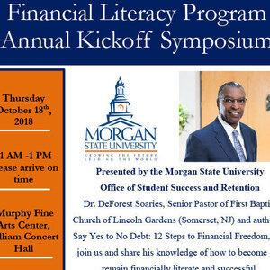 2018 Financial Literacy Symposium