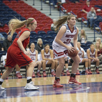 USI Women's Basketball vs  Drury University