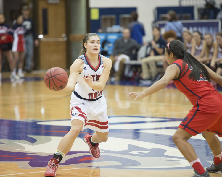 USI Women's Basketball vs  Missouri S&T at Physical Activities Center