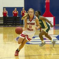 USI Women's Basketball vs  Quincy University