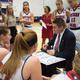 USI Women's Basketball vs  Bellarmine vs. Michigan Tech
