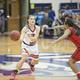 USI Women's Basketball at  Saginaw Valley State University