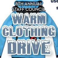 Warm Clothing Drive