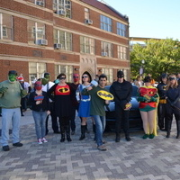 2018 Tickle College of Engineering Boo in the Courtyard