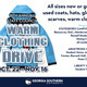 Warm Clothing Drive Flyer