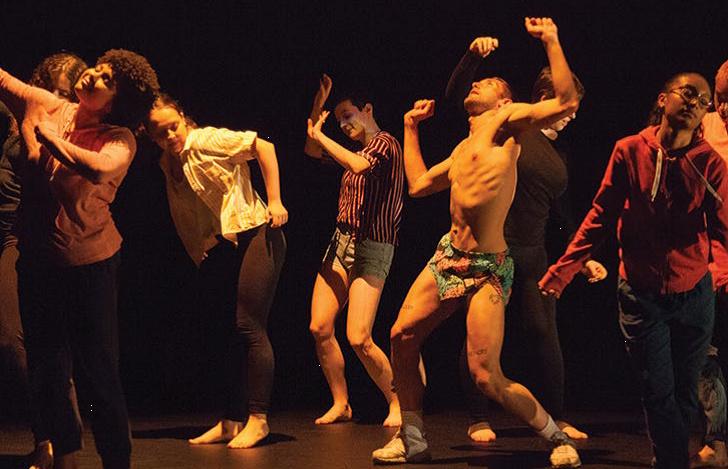 Lang Dance Fall Production