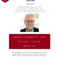 "KLI Leadership Dialogue Series - The ""Dark Side"" of Leadership"