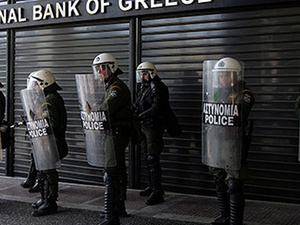 A Happy Future Is a Thing of the Past: The Greek Economic Crisis and Other Disaster