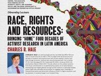 Diversity Lecture: Charlie Hale