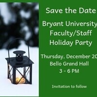Faculty and Staff Holiday Party