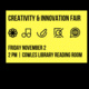 Creativity and Innovation Fair
