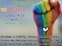 Documentary: The Freedom To Marry