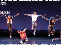 Break Free Dance Workshop