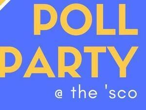 Election Day Poll Party