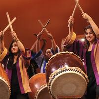 Japanese Taiko Drumming Demonstration