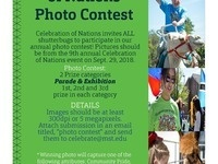 Celebration of Nations 2018 - Photo Contest