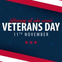 Veterans Day Flag Raising Ceremony