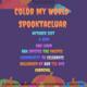 Annual RHA Tie Dye Event: Color My World Spooktacular