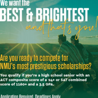 Presidential Scholars Competition Nov 11-12