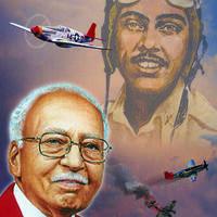 Statue Unveiling: Tuskegee Airman Lt. Col. Howard L. Baugh