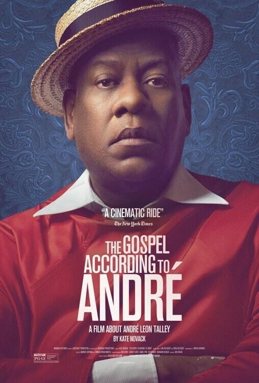 The Gospel According to Andre - Film Screening!
