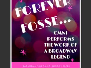 Graphic for Forever FOSSE's event
