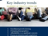 Key Challenges In Meeting Enrollment Goals Presentation