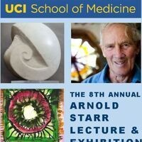 The 8th Annual Arnold Starr Lecture & Exhibition - Art, Science, and the Space Between