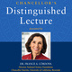 Chancellor's Distinguished Lecture Presented by Dr. France Córdova