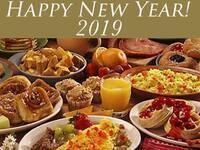 Desmond's New Year's Day Breakfast Buffet