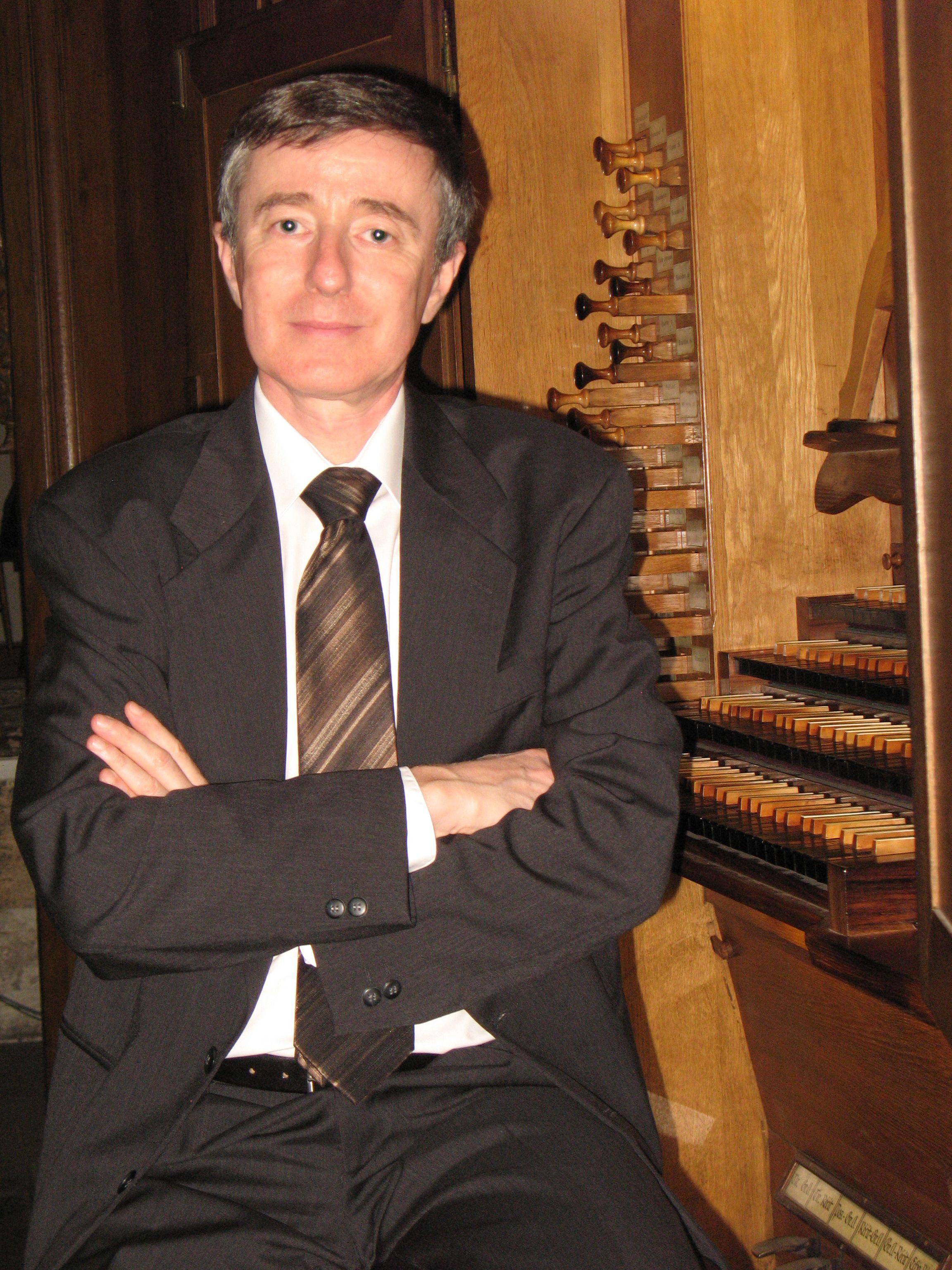 CU Music: organ master class