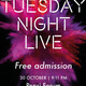 Tuesday Night Live Concert Event