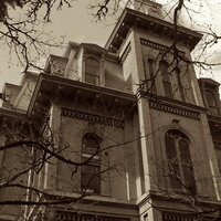Campus Mysteries: Ghost tours, lantern making, and spooky storytelling