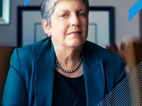 In conversation: An evening with UC President Janet Napolitano