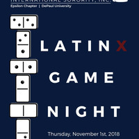 LatinX Game Night