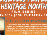 Indigenous Peoples' Heritage Month Film Series: Bury My Heart at Wounded Knee