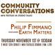 Community Conversations #3 | MFA Textiles in-studio talks