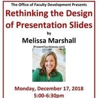 Rethinking the Design of Presentation Slides