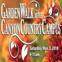 Garden Walk at the Canyon Country Campus