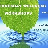 Wednesday Wellness Workshop