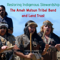 Naturalist Night: Restoring Indigenous Stewardship with the Amah Mutsun Tribal Band and Land Trust