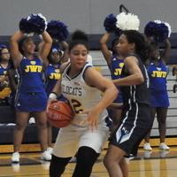 JWU Women's Basketball vs. Ave Maria