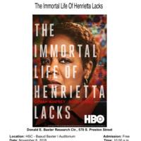 Free Movie: 'The Immortal Life of Henrietta Lacks'