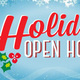 Holiday Open House - Main Library
