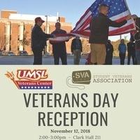 Veterans Day Reception