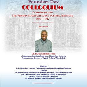Founders Day Colloquium