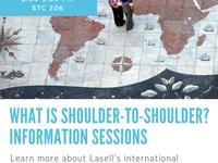What is Shoulder-to-Shoulder? Info Session